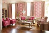 Giấy dán tường mùa xuân đem hương Tết vào trong ngôi nhà của bạn