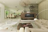Cách chọn giấy dán tường Hàn Quốc cho phòng khách