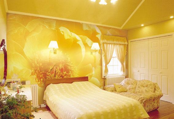 Chọn giấy dán tường cho phòng ngủ