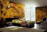 Nhà rộng và đẹp gấp vạn lần nhờ giấy dán tường 3D