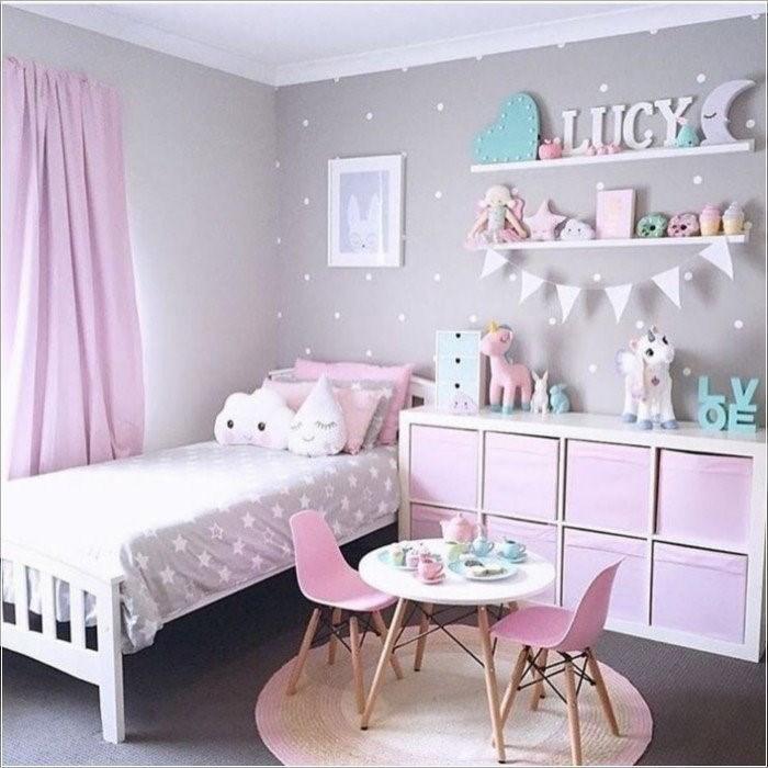 Trang Trí Phòng Ngủ Dễ Thương cho bé ngủ ngon