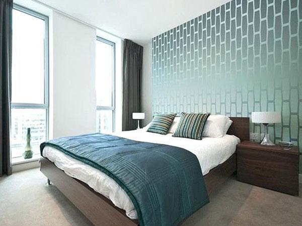 Những mẫu giấy dán tường dành cho phòng ngủ được ưa chuộng