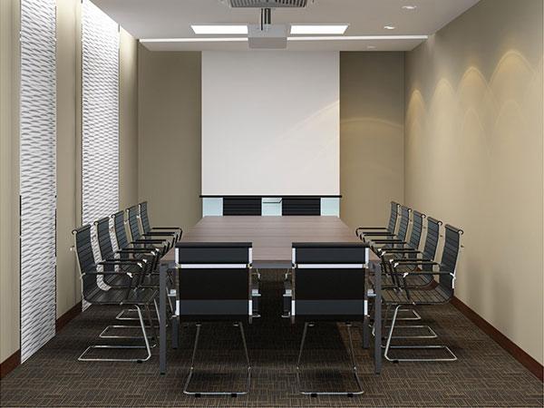 Những cách lựa chọn giấy dán tường ấn tượng cho khu vực phòng họp
