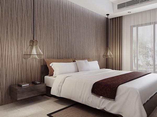 Top 5 mẫu giấy dán tường cho phòng ngủ hiện đại