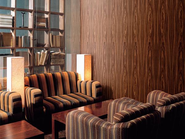 Giấy dán tường trang trí nội thất quán cafe
