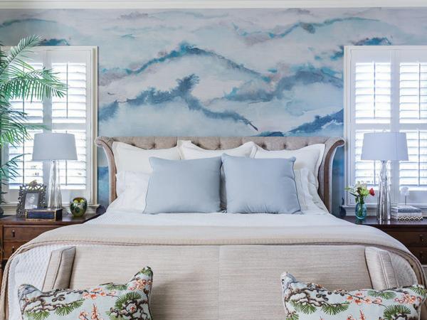 Mùa thu đến rồi bạn có tìm được mẫu giấy dán tường thích hợp cho phòng ngủ của bạn chưa ?