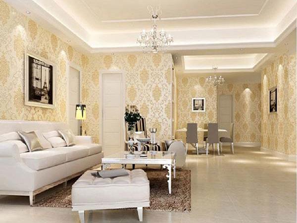 Mang nét đẹp phương tây vào ngôi nhà bạn với giấy dán tường