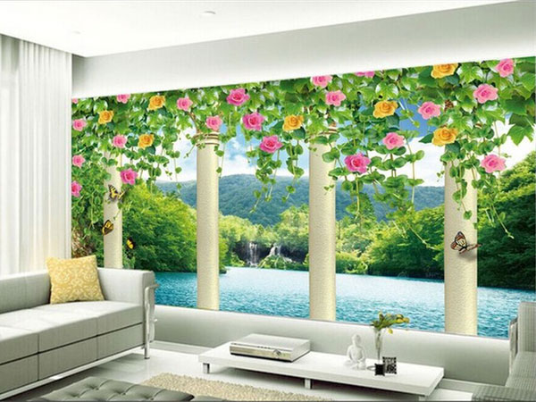 Làm cho ngôi nhà bạn trở thành khu vườn cổ tích