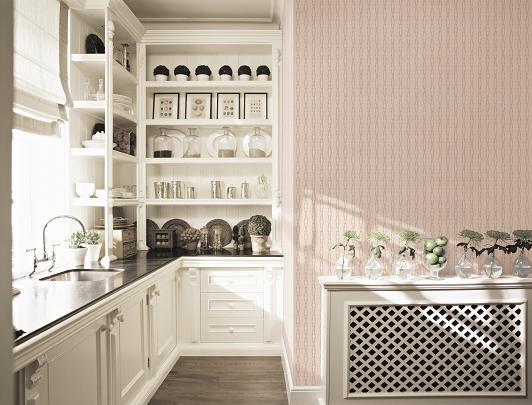 Cách chọn giấy dán tường phòng bếp