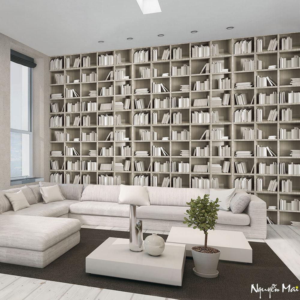 Giấy dán tường LIBRARY 2660-1m