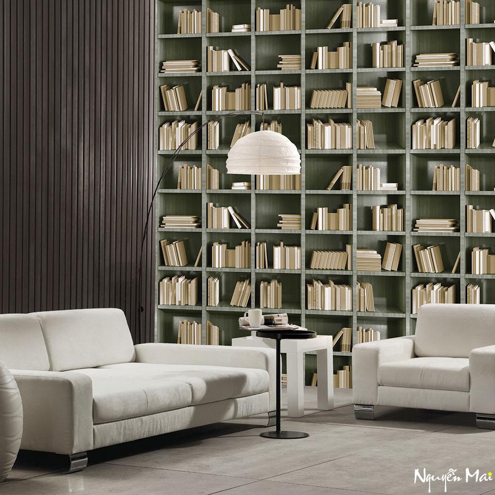 Giấy dán tường LIBRARY 2660-2m
