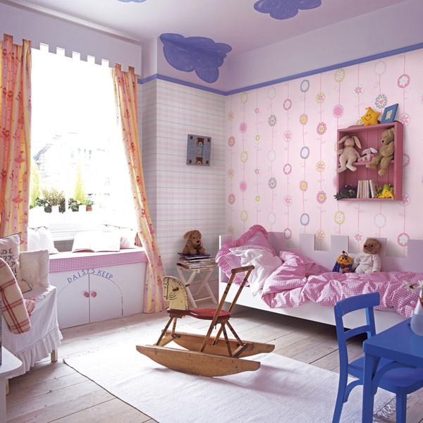 Nội, ngoại thất: Những mẫu giấy dán tường màu tím đẹp phù hợp với từng không gia Gdt-mau-tim-1-1